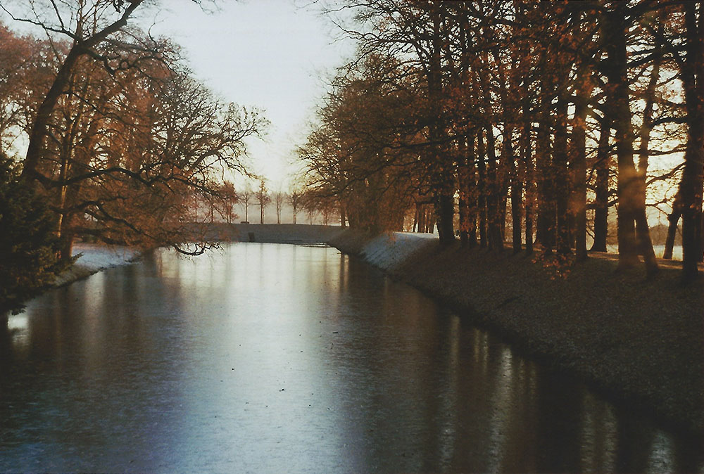 Kasteel Amerongen gracht | another reverie