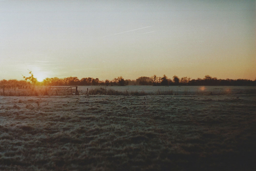 Winter Sunrise | another reverie
