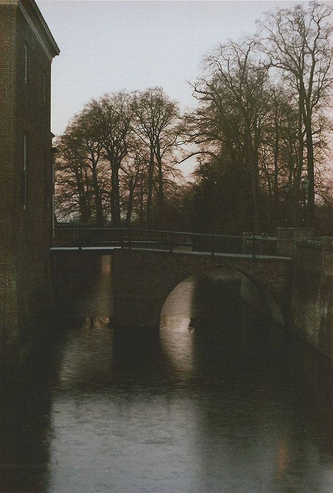 Kasteel gracht | another reverie